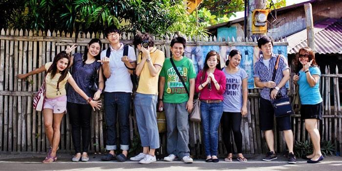 フィリピン留学 日本人少ない