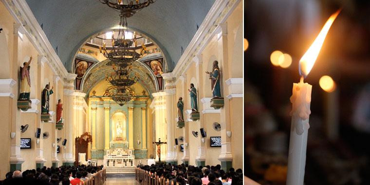 ロウソクの聖母祭