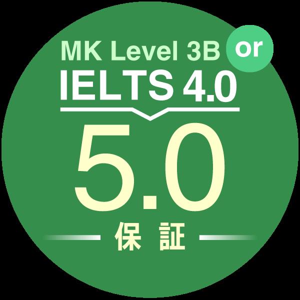 IELFS5.0 スコア保証