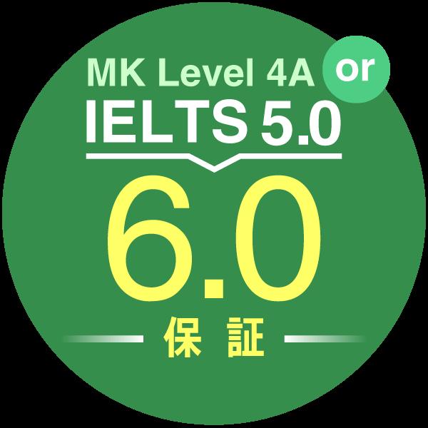 IELFS6.0 スコア保証