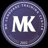 フィリピン留学のMK Educationロゴ