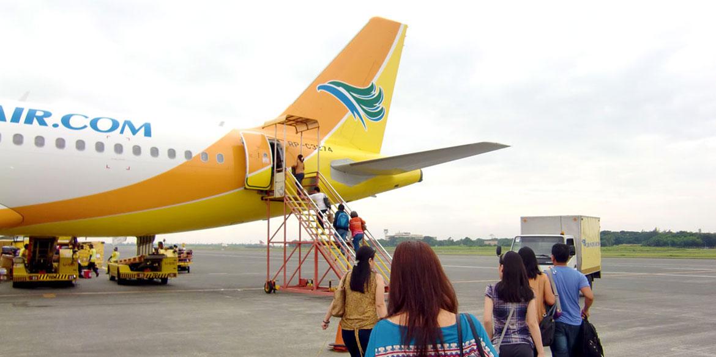 フィリピン マニラ空港 ターミナル移動