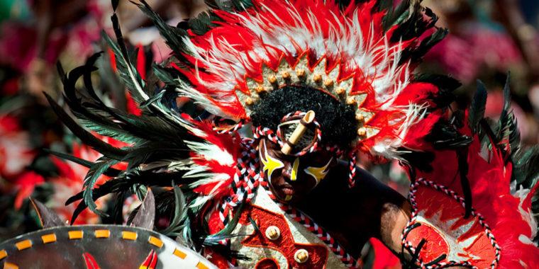イロイロ ディナギャン祭り