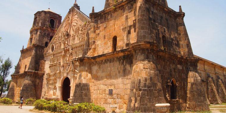 フィリピン イロイロ ミアガオ教会