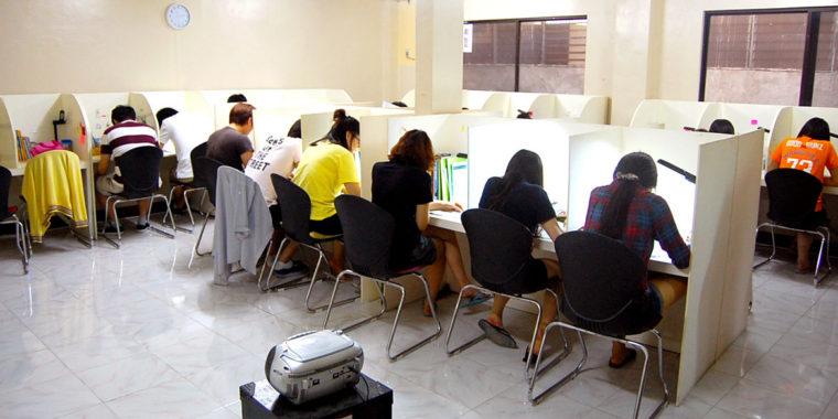 フィリピン留学 1週間からの短期留学OK