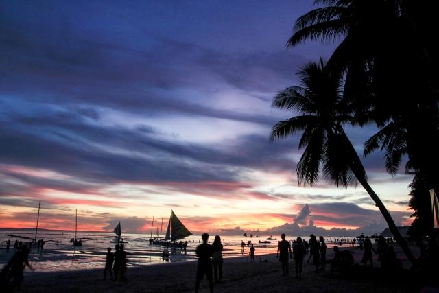 フィリピン留学中に訪れたいおすすめのリゾート島
