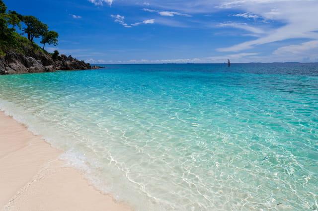 パラワン島の魅力とは?どれくらいで行けるのか